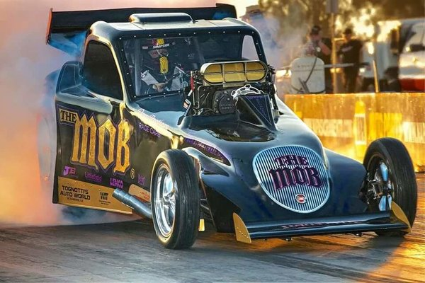 BangShift com The MOB Fuel Altered Is For Sale drag racing