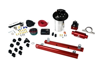 Aeromotive Releases Enginered Stealth Fuel Systems For Late Model Corvettes, Camaros, and Mustangs