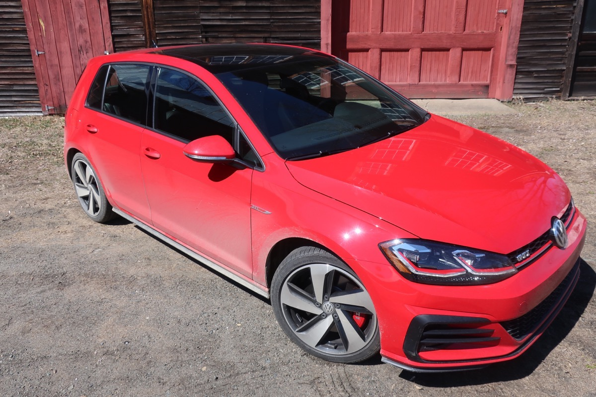 Small Cars Have Become More And More A Part Of The Fabric Of The American Automotive Landscape The Golf Gti Has Been One Of The Most Well Known And