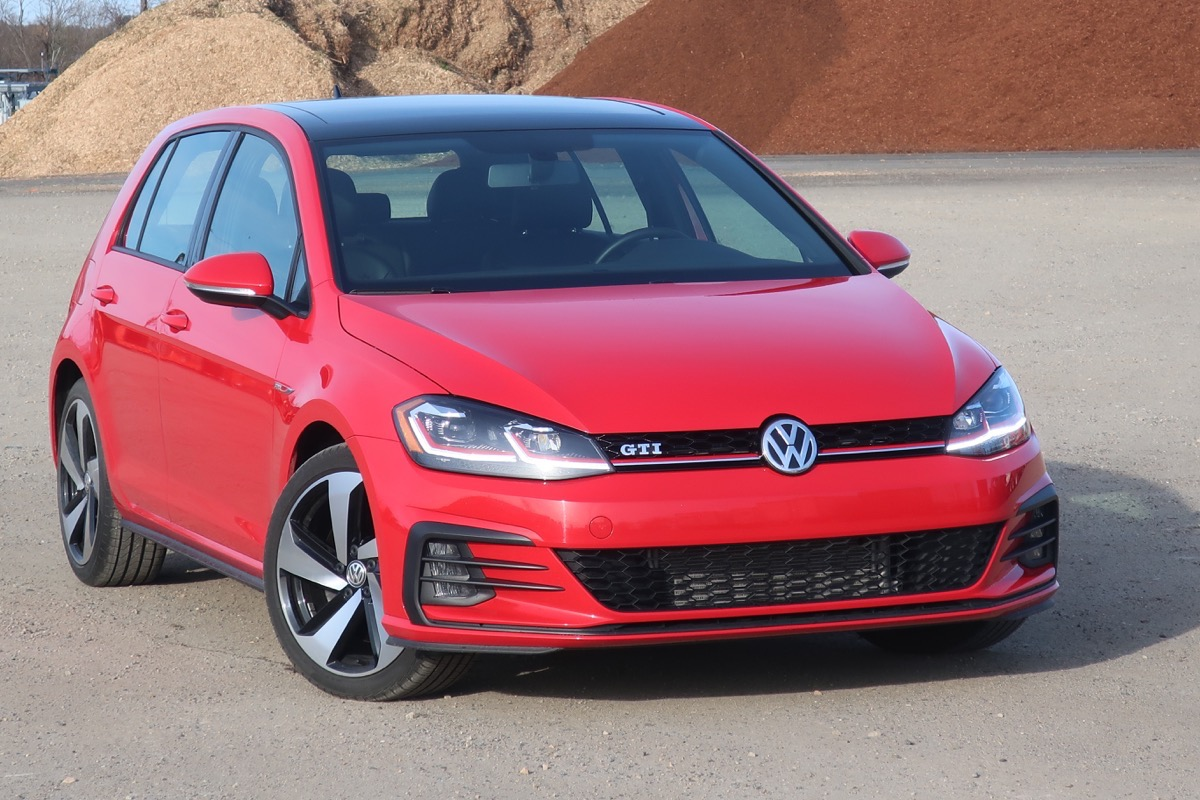 BangShift Drives: The 2018 Volkswagen Golf GTI Is The Perfect Mix Of Fun And Practicality