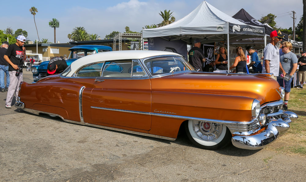 The 16th Ventura Nationals – More Kustoms And Hot Rods!