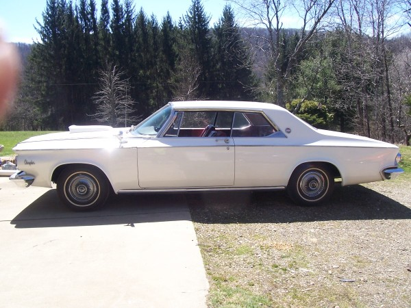 RacingJunk Find: This 1963 Chrysler 300 Has A 440 Six-Pack Swap!