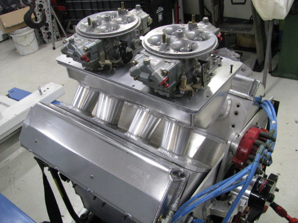 Is This Ex-Pro Stock Engine We Found On Racing Junk Cool Or What?
