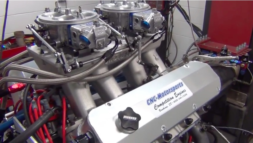 Rumble Guts: This Naturally Aspirated Ford 632 Cranks Out 1,100hp And Big League Torque
