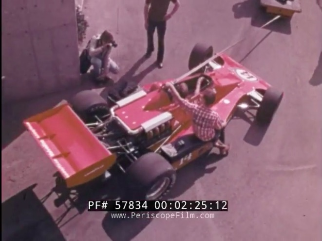 Vintage Racing Video: In The Face Of Challenge Is A 1975 Open Wheel Racing Masterpiece