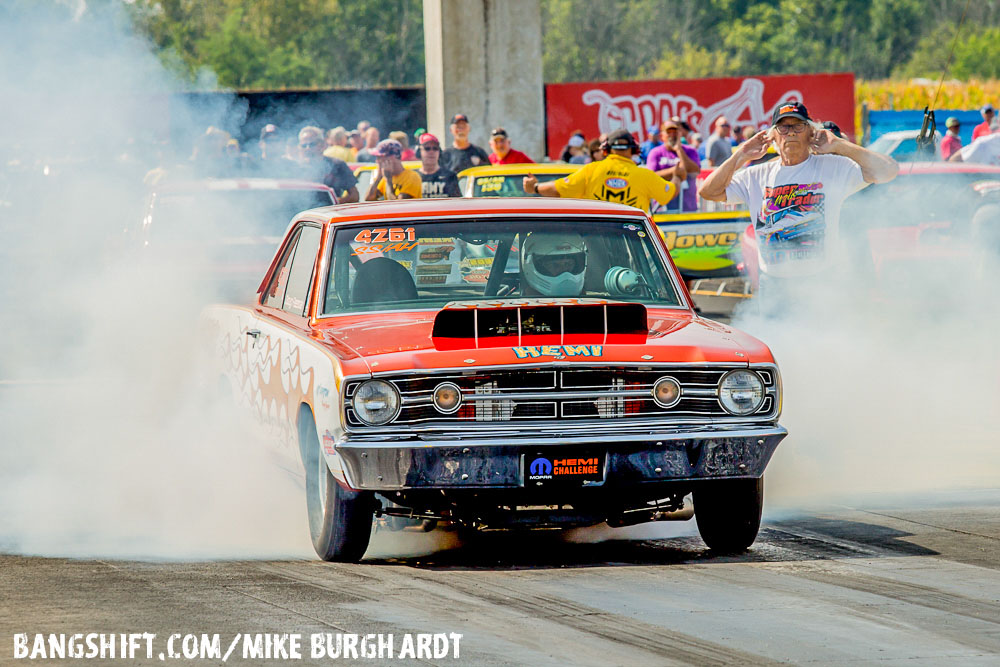 HEMI® Challenge At Indy – The Super Stock/AH Cars Deliver!