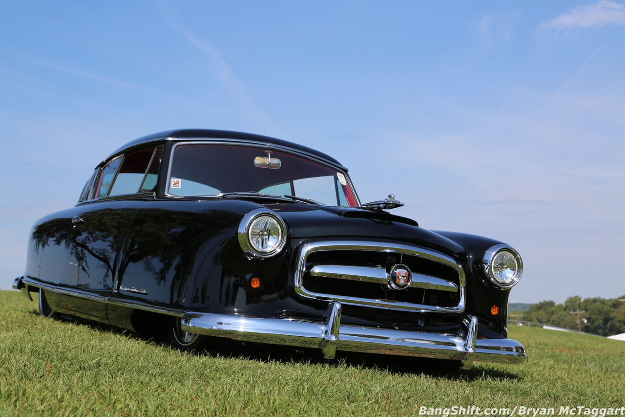 Small But Classy: This 1953 Nash Rambler Country Club Hardtop Stole The Show At LS Fest