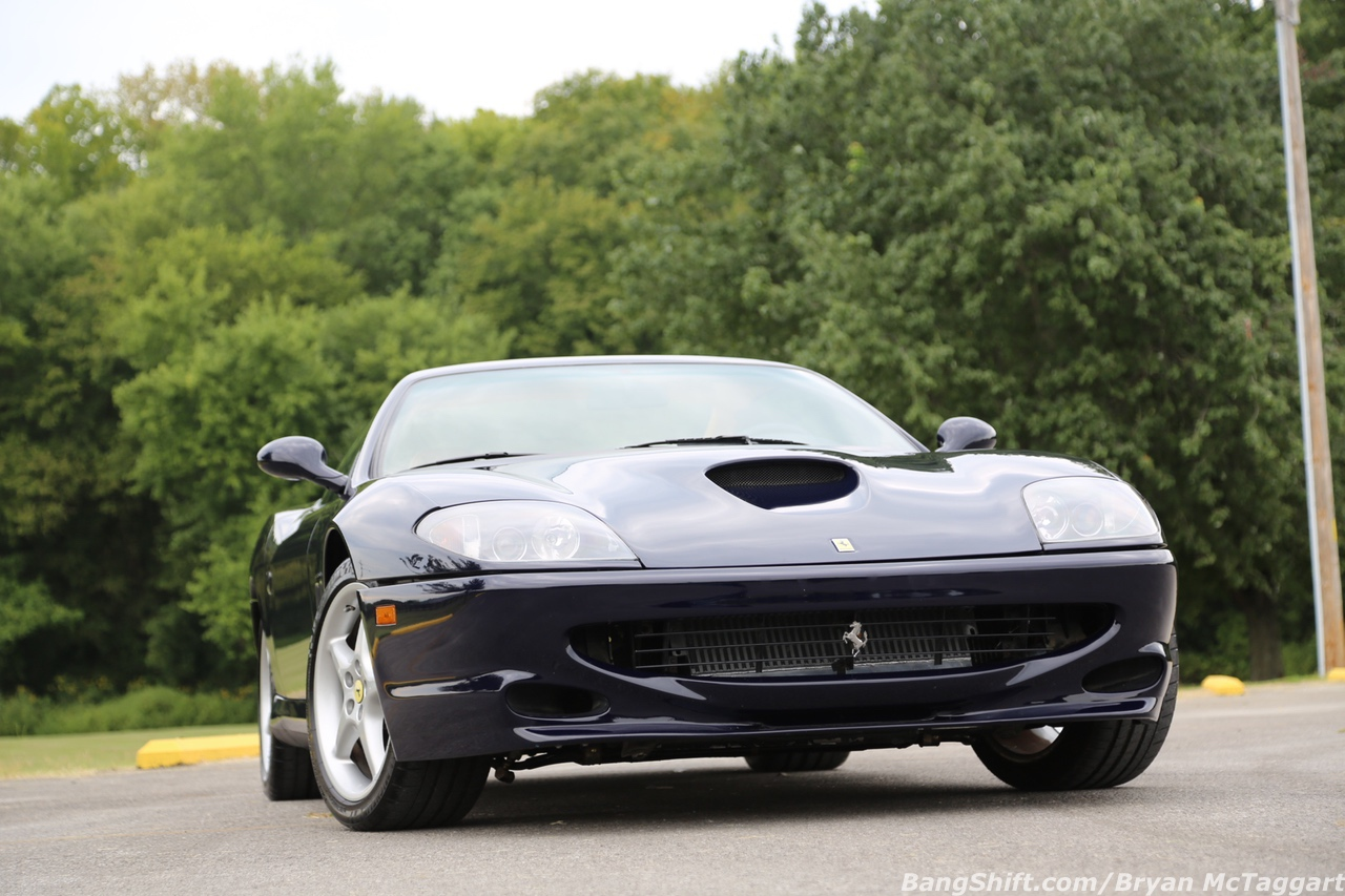 Best of 2018: MCR Tuning's 1998 Ferrari 550 Maranello Is Ready For It's Debut At LS Fest Bowling Green!