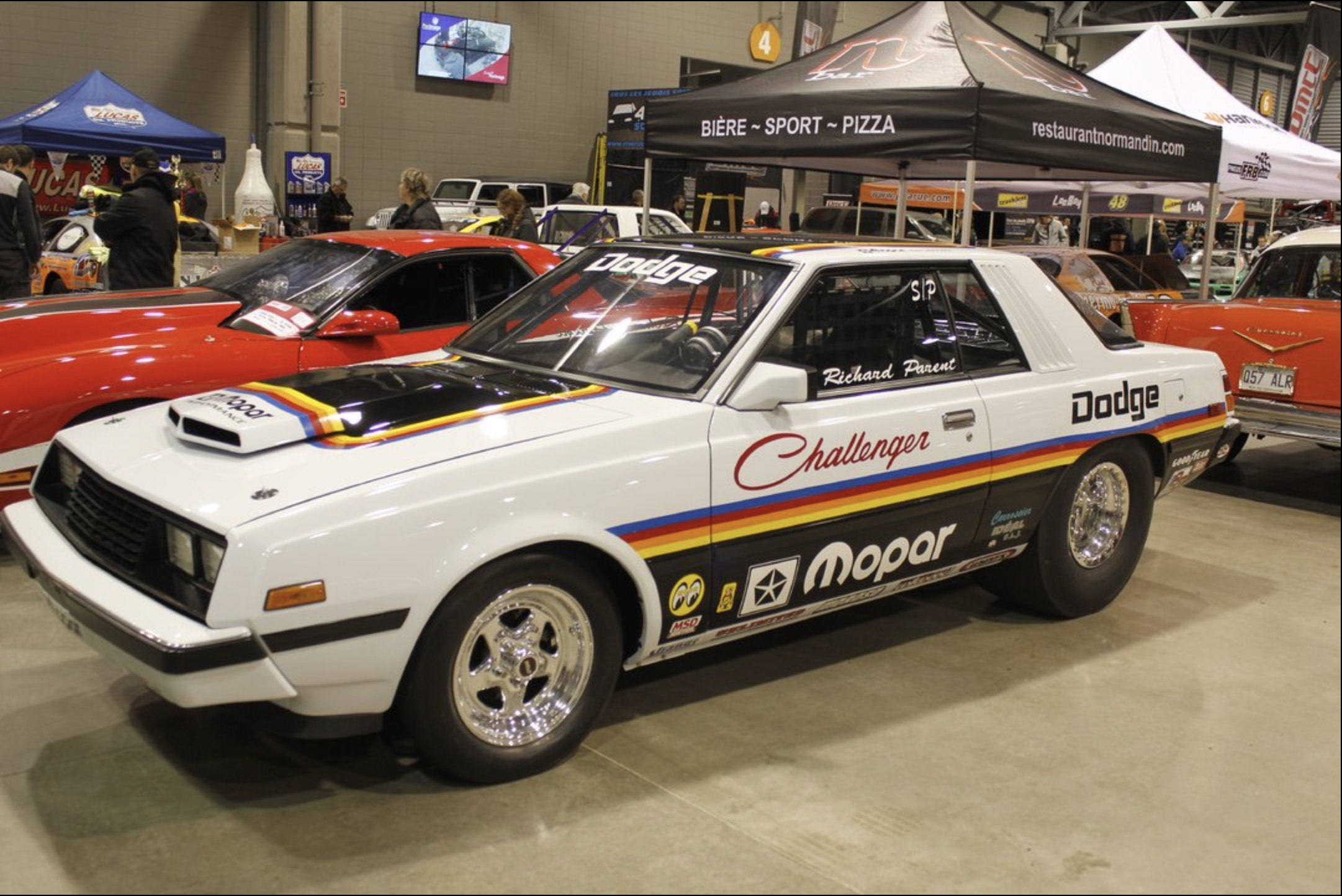 Middle Child Syndrome: This 1981 Dodge Challenger Has To Go All-Out To Be Noticed!