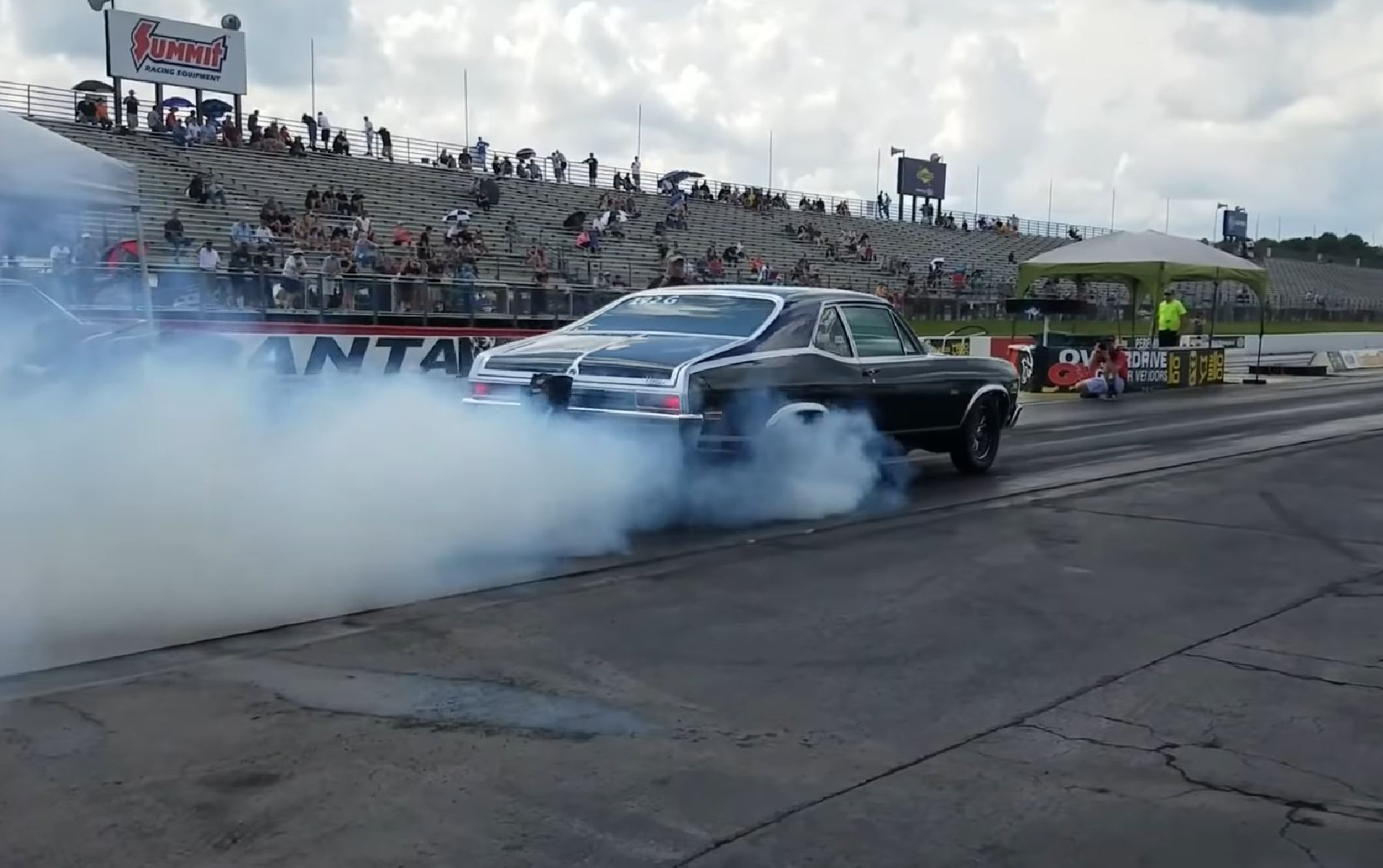 """Riding With Alex Taylor: The """"We Almost Burned The Nova To The Ground"""" Edition. Part 1"""