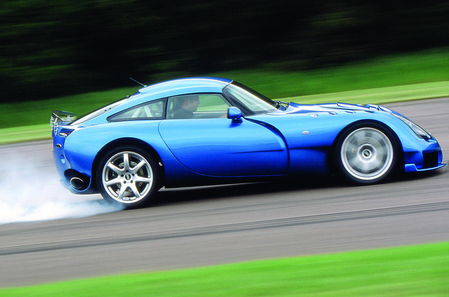 The Loophole: You Can Get A TVR Sagaris…If You Build The Kit Yourself And Have An LS Engine Ready!