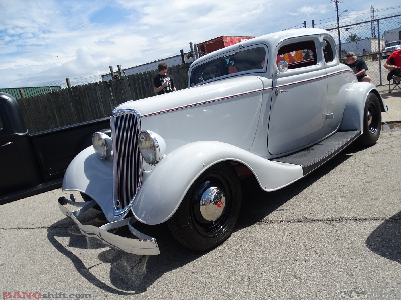 2018 Hot Rod Hullabaloo Photo Coverage: The Clouds Cleared And The Cars Were Radical!
