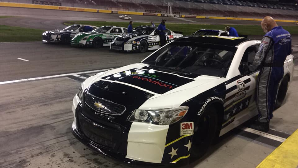 Unhinged: Someone Messed Up And Let Us Drive A Stock Car