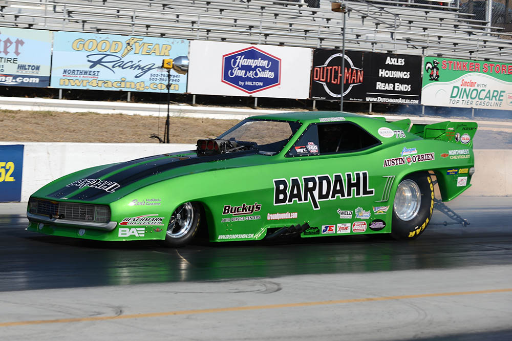 27th California Hot Rod Reunion – BANGShift's Gypsy Delivers The Nitro Funny Car Odds!