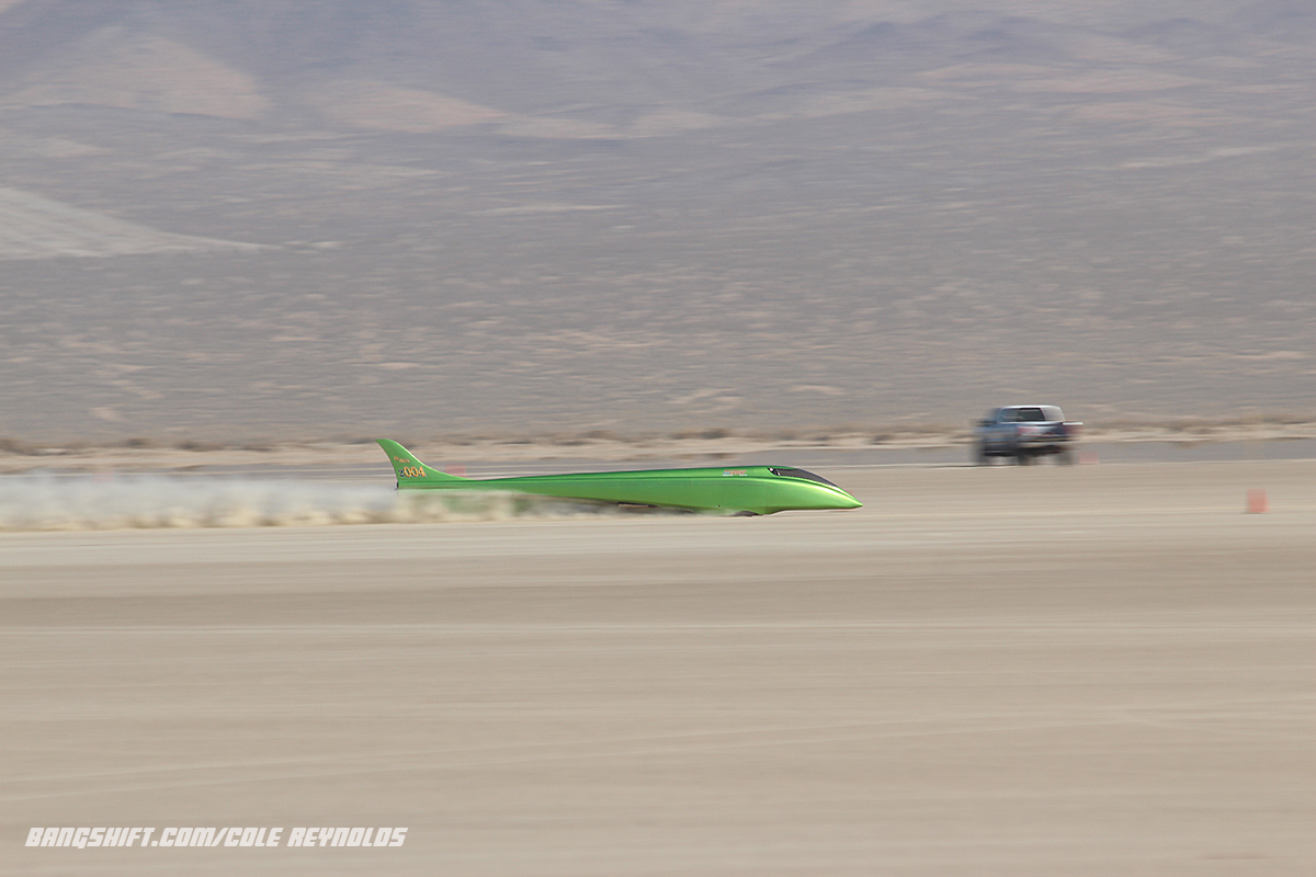 Records Fell Like Flies At The Southern California Timing Association's First El Mirage Meet Of Fall