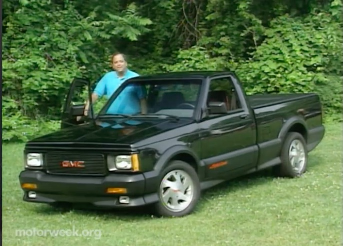 Retro Review: This MotorWeek Review Of The Then New 1991 GMC Syclone Is Awesome