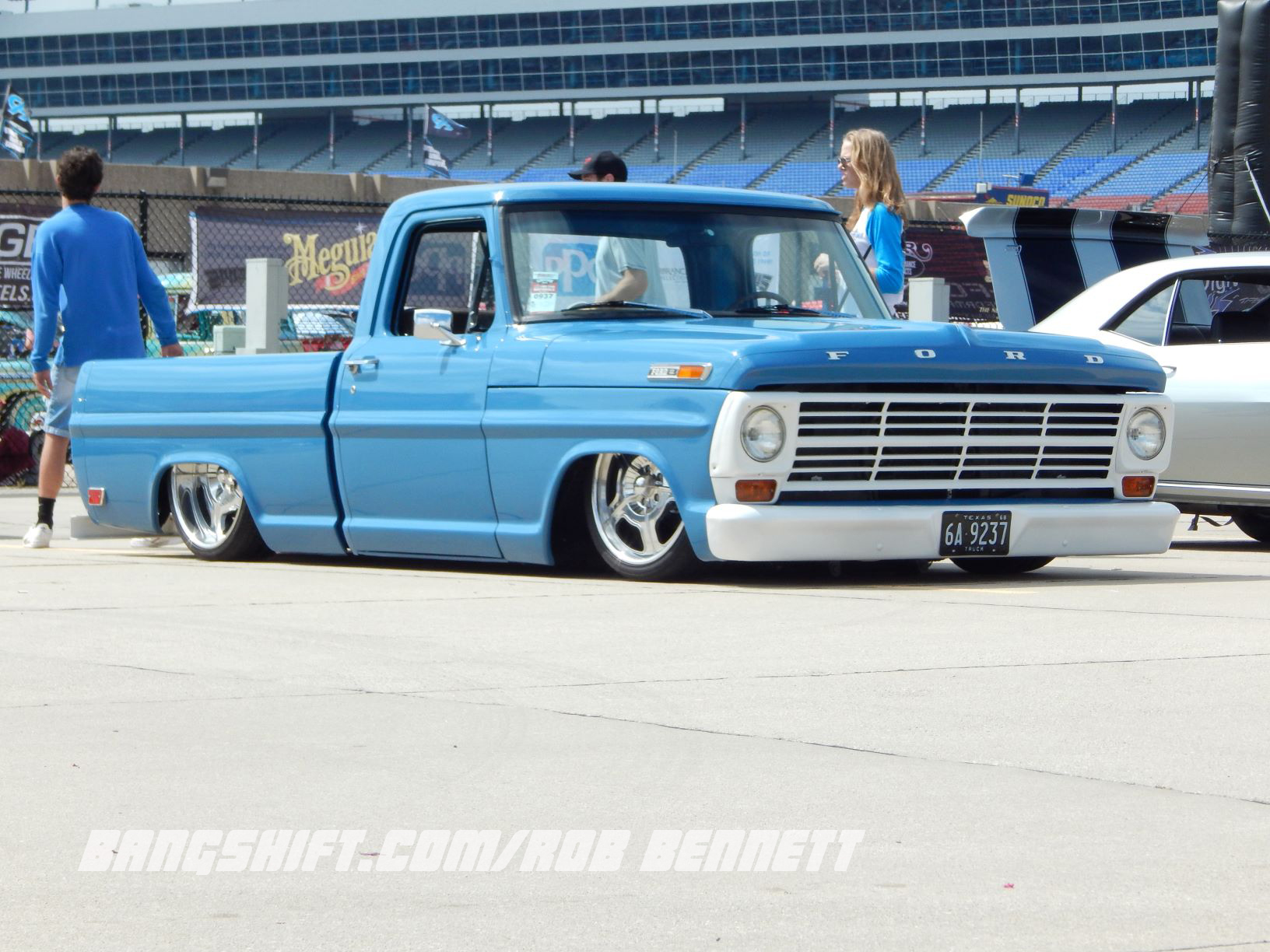 More Goodguys Lone Star Nationals Photo Coverage: Hot Rods, Customs, Muscle Cars, And Trucks
