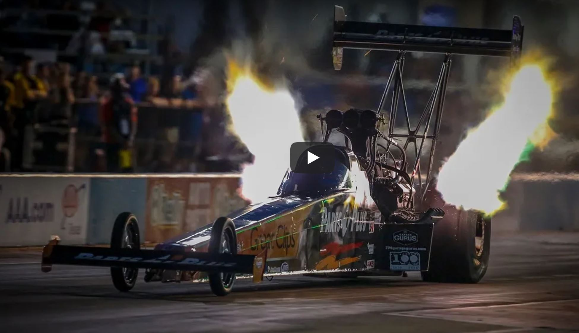 Video: NHRA AAA Texas Fall Nationals Pro Category Number One Qualifiers
