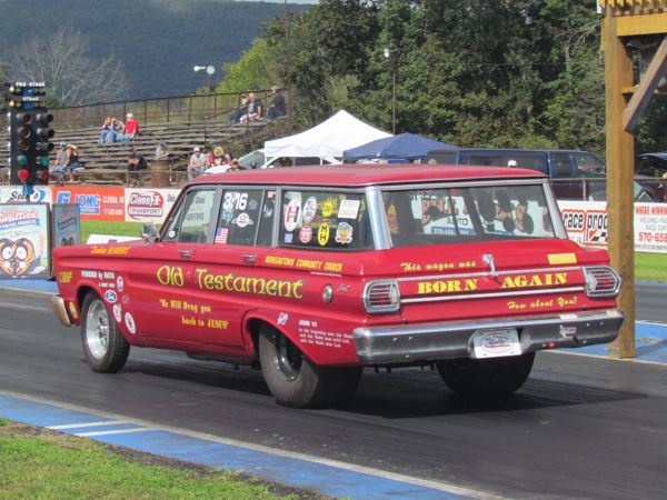 "Car Names Are Cool, But The ""Old Testament"" Comet Wagon Has Got Just A Bit More Meaning Than Most"