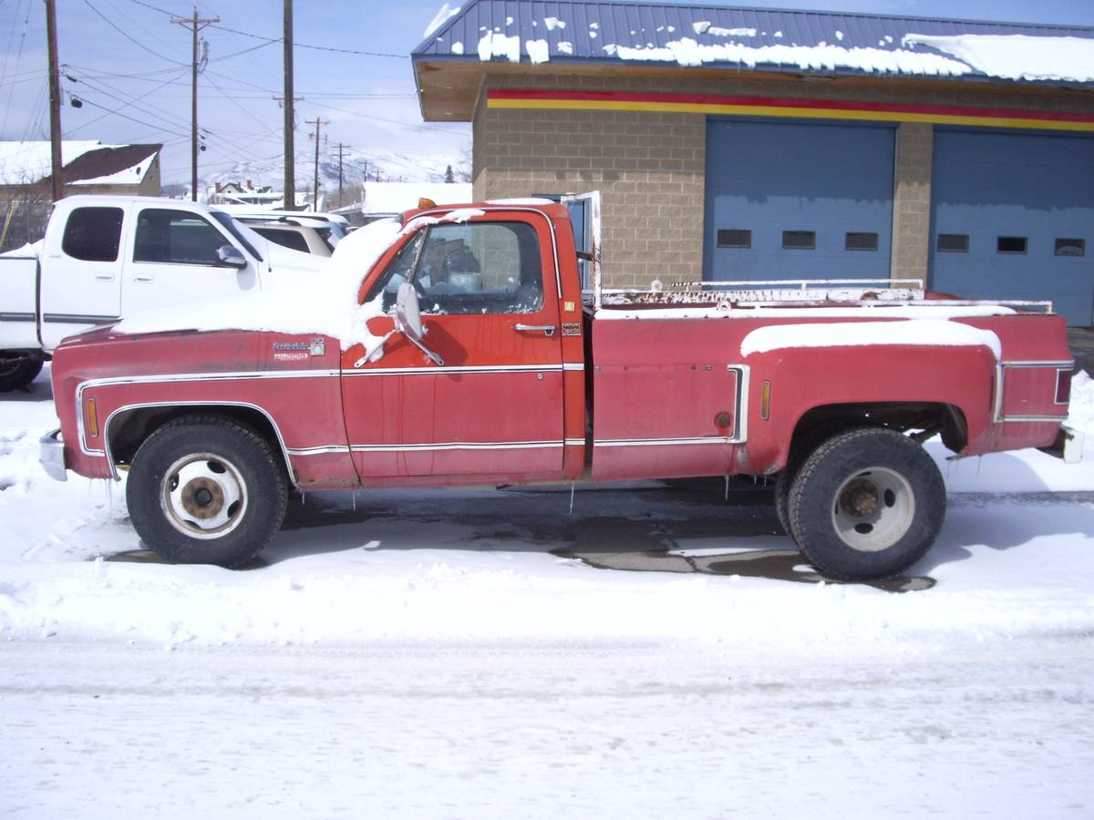 Rough Start: The Work Truck Kick Continues With This Low-Buck Chevy Dually!