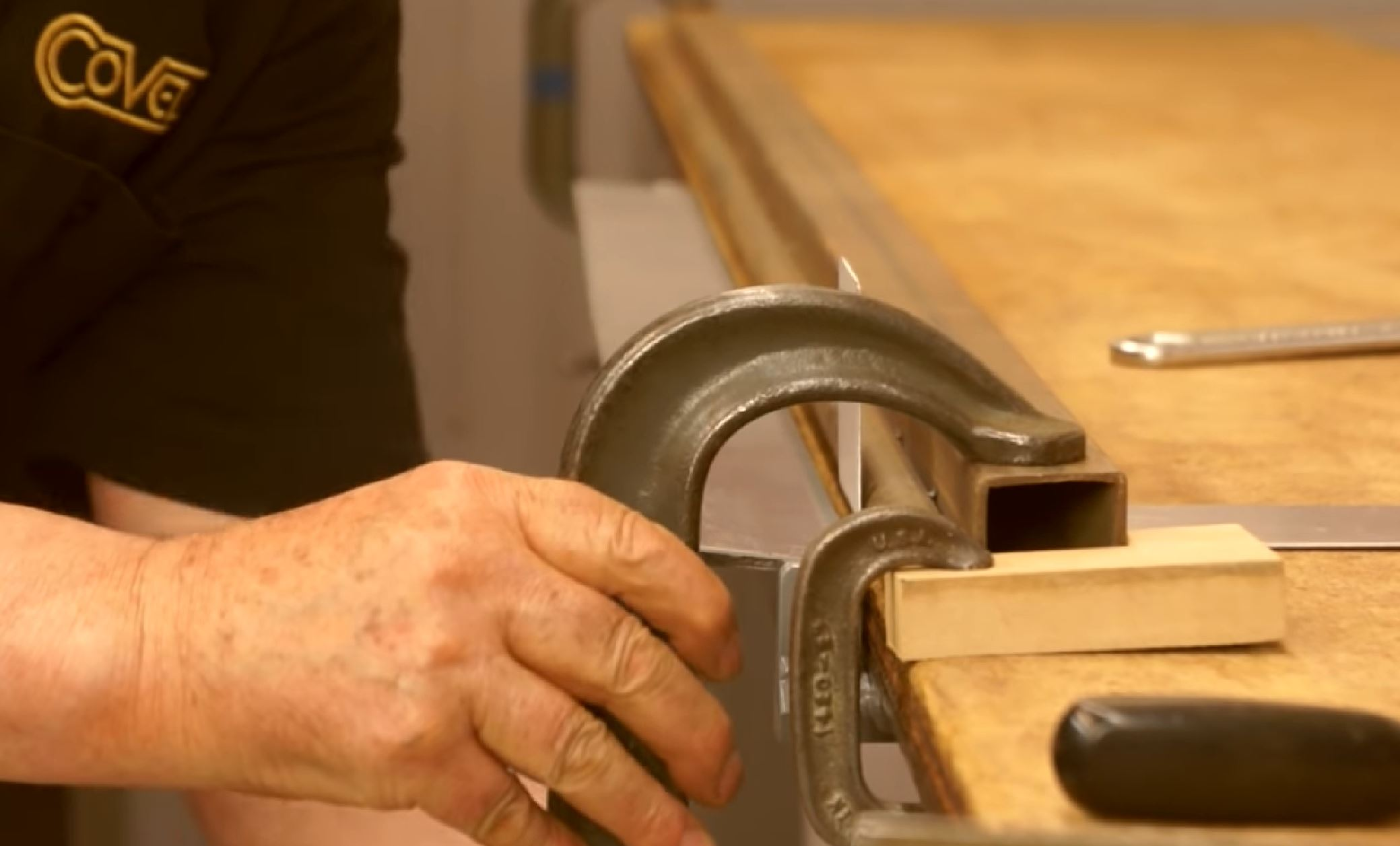 This Home Made Tool Will Make Bending A Radius Into Sheet Metal Simple And Easy
