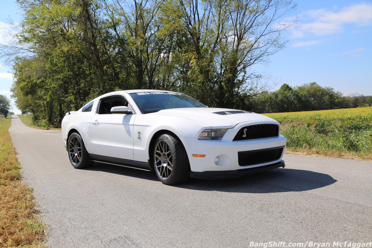 BangShift Test Drive: 2012 Ford Shelby GT500 – No Crowds Were Harmed In The Testing Of This Vehicle