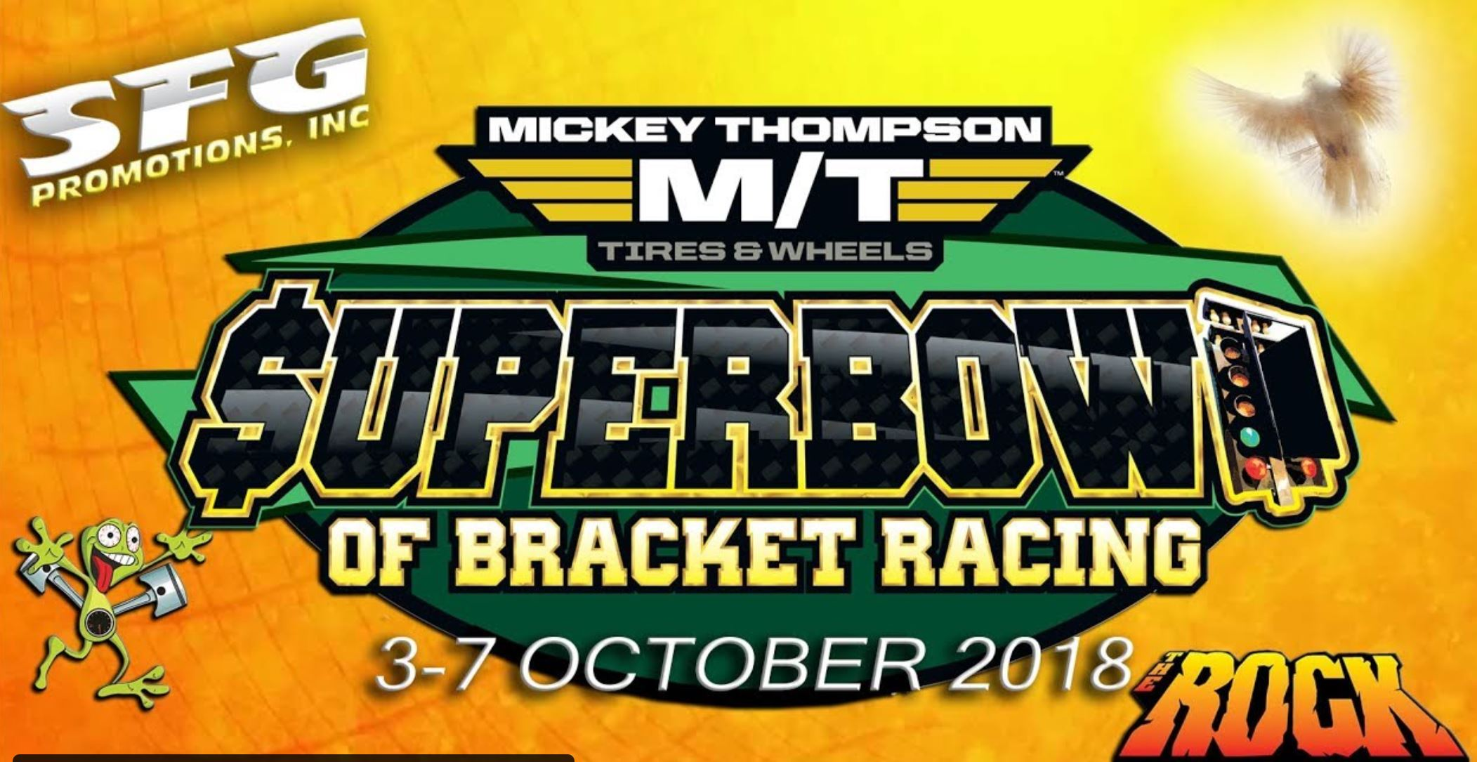 FREE LIVE VIDEO: The Superbowl Of Drag Racing From Rockingham Is On!
