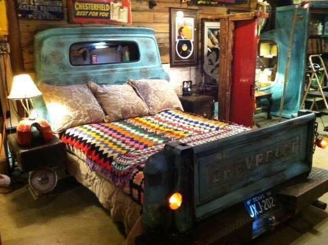 Which One Of These Car Themed Furniture Items Would Your Wife Most Likely Go For In The House?