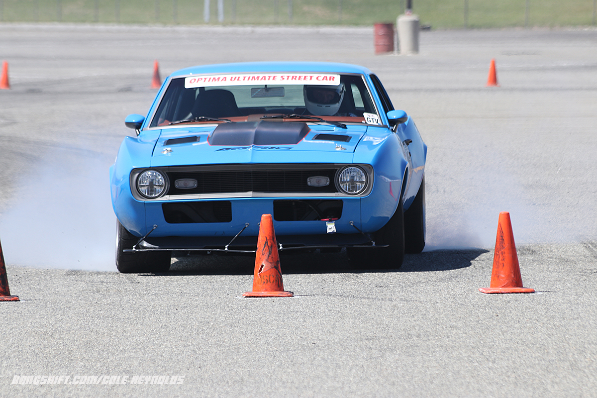 Our Final Batch Of Action Photos From USCA's Optima Search For The Ultimate Street Car In Fontana Are Right Here