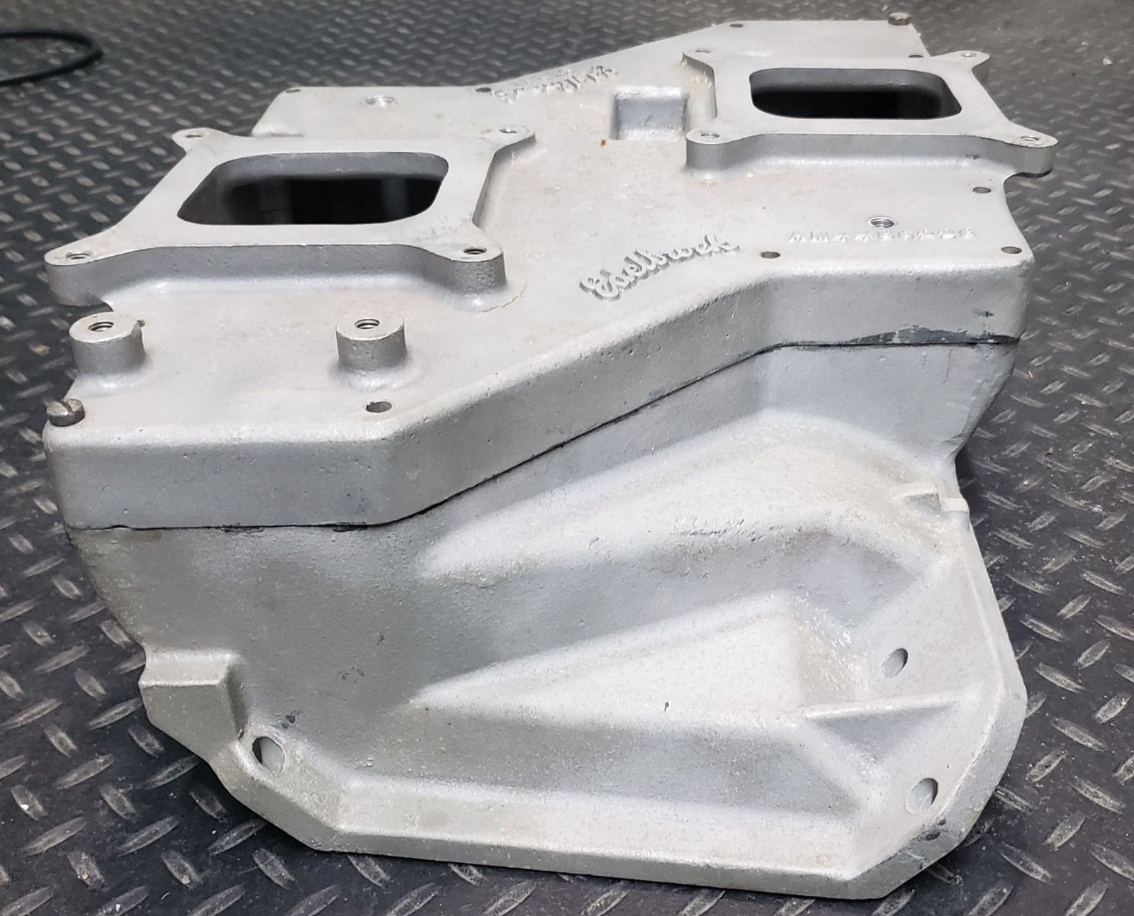 A Couple Cars Or An Intake Manifold? You Decide! This Vintage AMC Piece Is Big Bucks