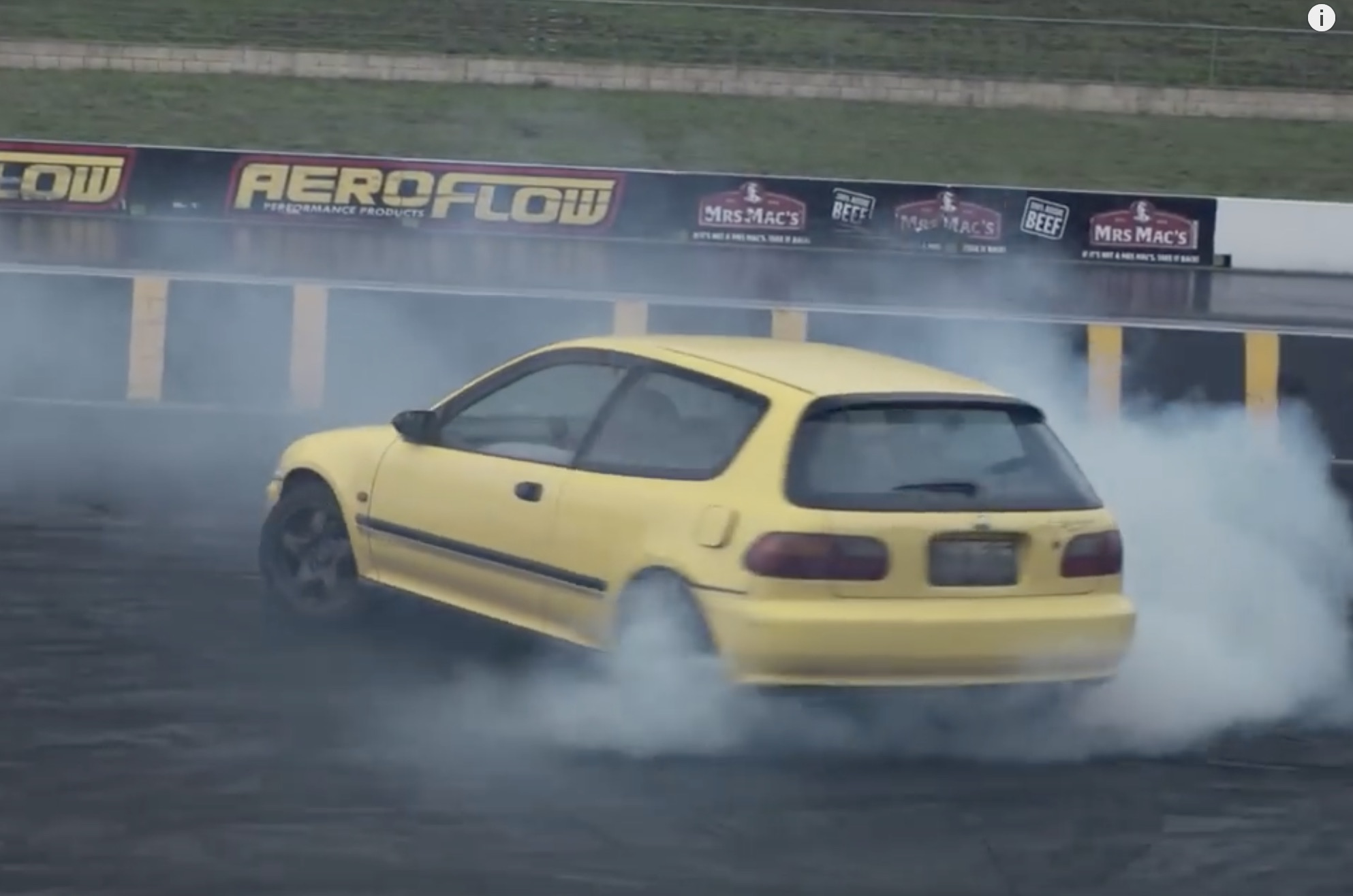 Purist Hate, Honda Edition: This RWD Nissan-Powered Civic Is Absolutely Twisted And Awesome!
