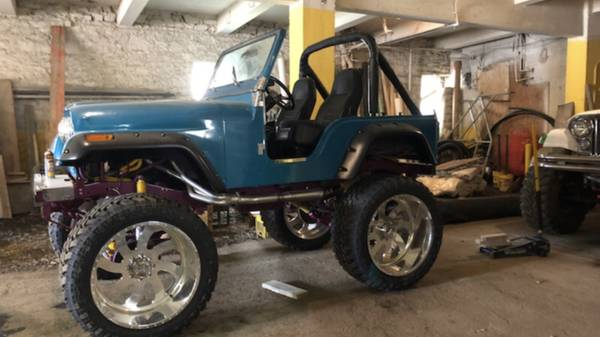 This 1979 Jeep CJ5 Is Not Exactly Our Taste – The Seller Is Hoping It Is Someone's
