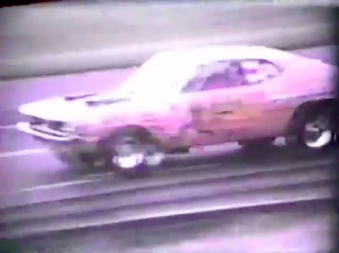 Vintage Drag Racing Video: Pit Rod Drag Racing – But Is It At Charlotte Motor Speedway?