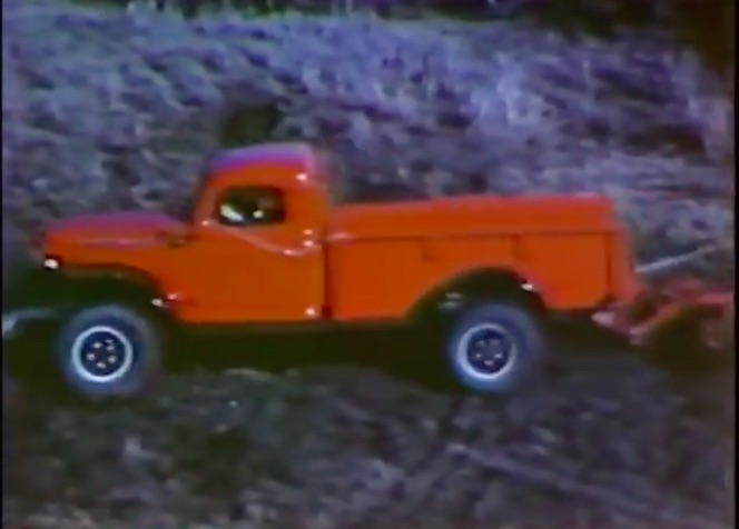 This Chrysler Promotional Film For The Dodge Power Wagon Is Awesome – WWII Was Fresh On Their Mind
