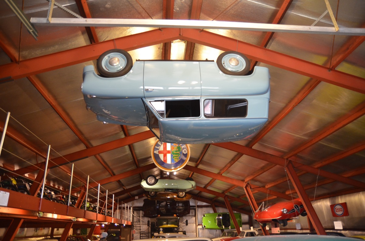 Oddly Fun Gallery: The Motorama Auto Museum Is One Of The Strangest In America – Check Out Our Photos!