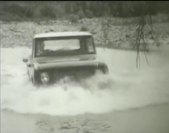 This 1960s Commercial For The International Scout Is Awesome…and From Australia!