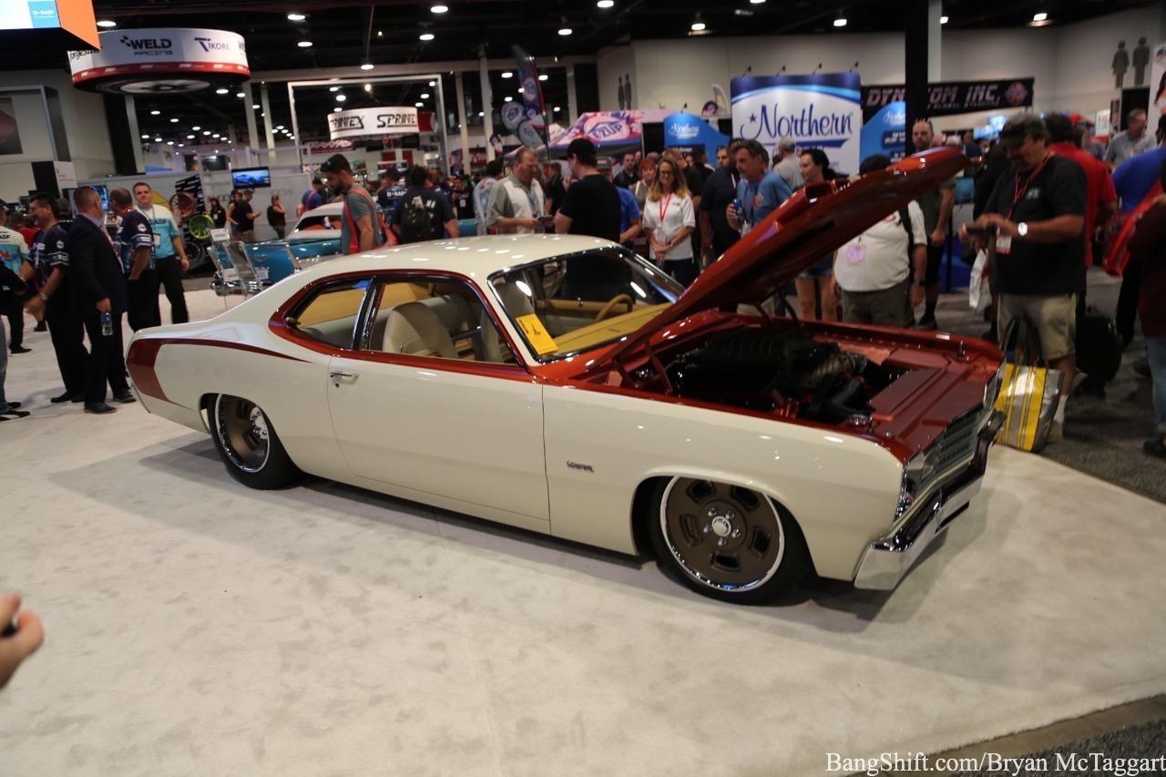 "2018 SEMA Show Cool Car: ""Kaspar"", The Goolsby Customs 1974 Plymouth Duster"