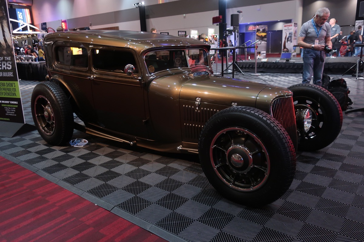 2018 SEMA Show Coverage: The Endless Stream of Cars and Truck Just Keeps On Coming!