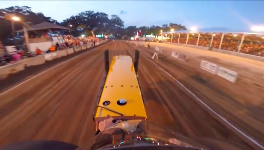 Ride Along On Bill Newlon's Exhibition Puller – A Farm Tractor With An Allison V12! This Rules