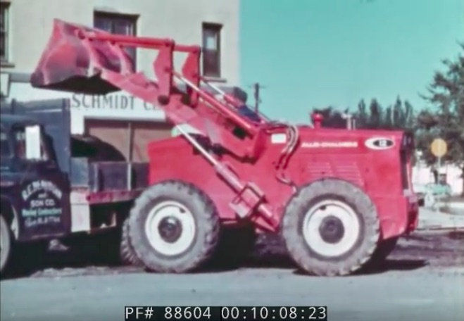Old Equipment Video: This 1961 Allis Chalmers Promotional Video Rules All