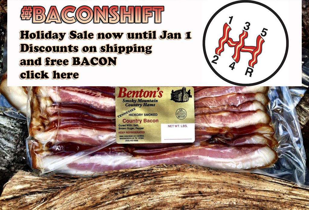 BACONShift Is BACK!!! The American Powertrain Baconshift Holiday Sale Is On! Save Money And Get Free Bacon!