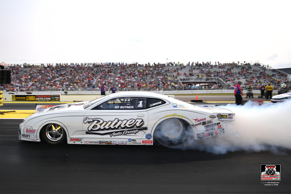 Bo's BACK: Bo Butner Announces Full-Time Return To NHRA Pro Stock with KB Racing