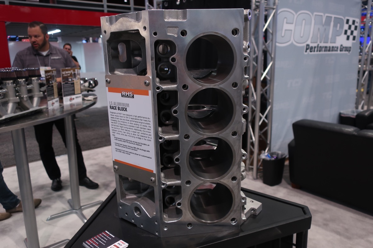 COMP Performance Group Flexed Their Muscles At SEMA 2018 – Massive Array Of Products and Parts!