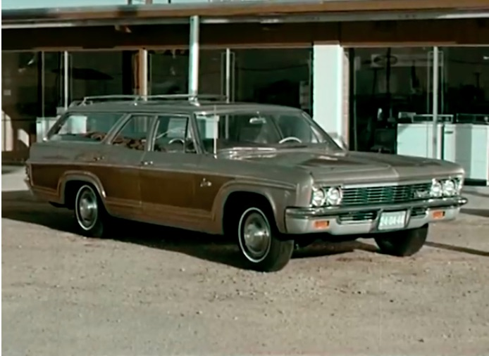 It's Ford vs Plymouth vs Chevrolet In This 1966 Station Wagon Showdown – Narration By Lorne Green