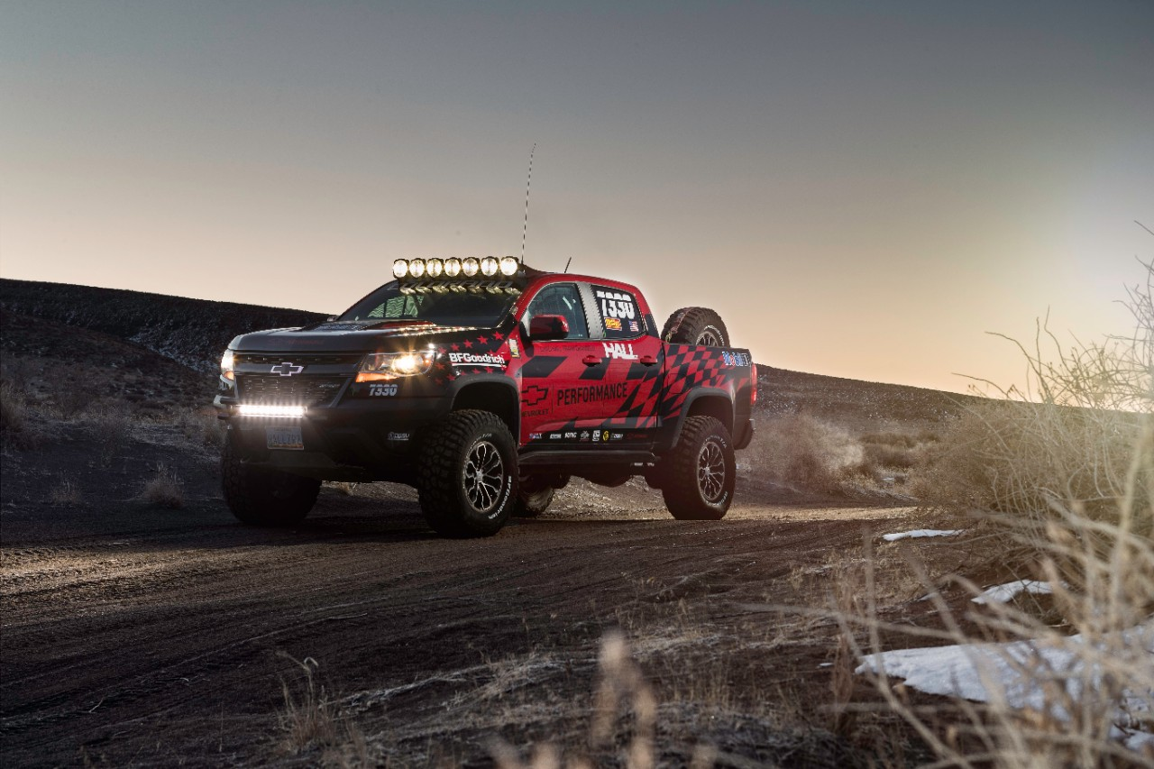 With New Chevrolet Performance Parts, You Can Turn Your Colorado ZR2 Into An Off-Road Beast