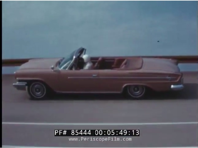 The 300 Idea: This Period Factory Chrysler Film Is An AWESOME Look At The Mighty 300 Series Of Hot Rods