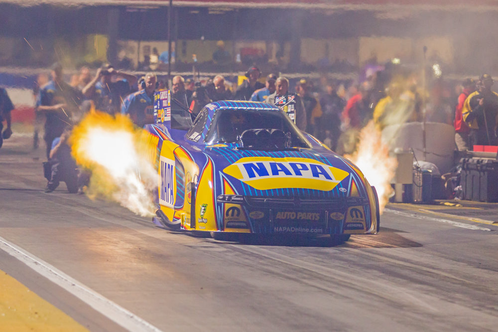 Pritchett, Capps, Coughlin Jr. & Smith #1 Qualifiers At NHRA Pomona World Finals!