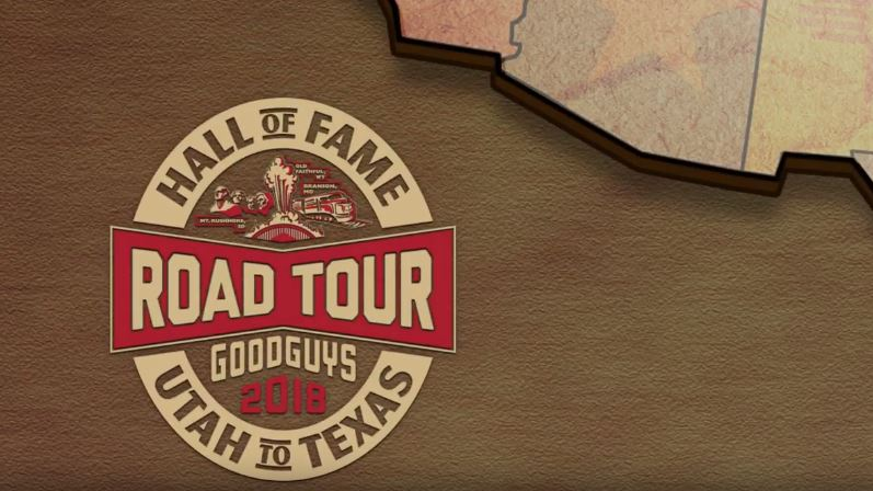 The Goodguys Hall Of Fame Road Tour Video Series Starts Now