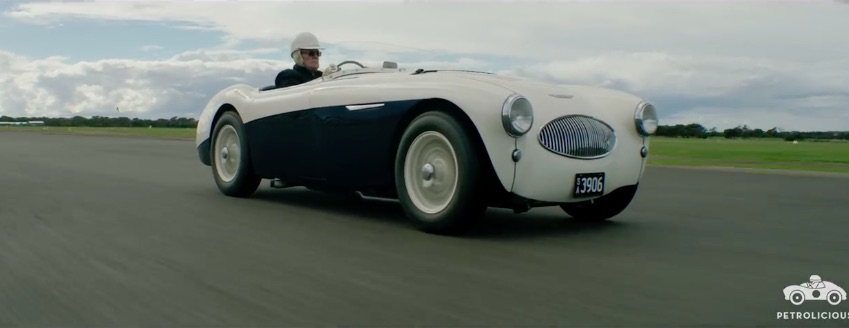 Full Circle: This Beautiful Story Featuring A 1955 Austin Healey 100S Speaks To Cars And Life