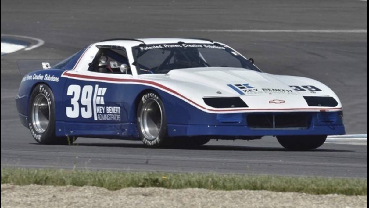 Bangshift Com Racing Junk Find A Former Imsa Iroc Camaro Racer That